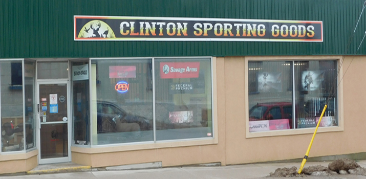 Clinton Sporting Goods - store